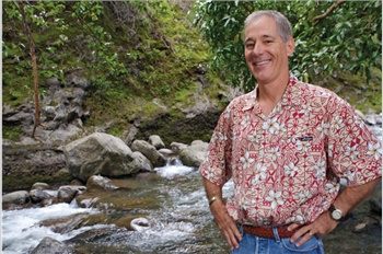 Rob Parsons, Maui Environmental Hero
